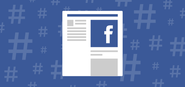 Want More Facebook Engagement? Don't Overload Posts with Hashtags