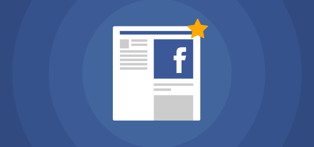 Facebook's New Simplified Newsfeed
