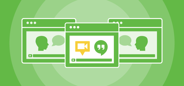 3 Creative Uses of Google+ Hangouts for Customer Engagement