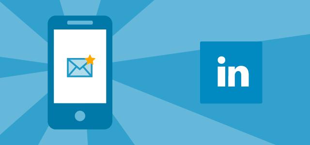 Linkedin Desktop to Mobile