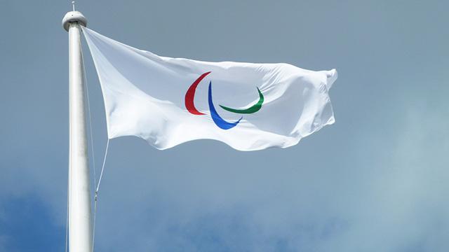Paralympics flag