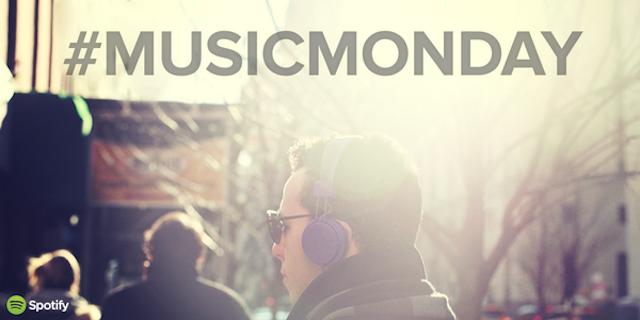 spotify-music-monday