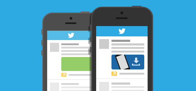 New Way to Promote Mobile Apps on Twitter