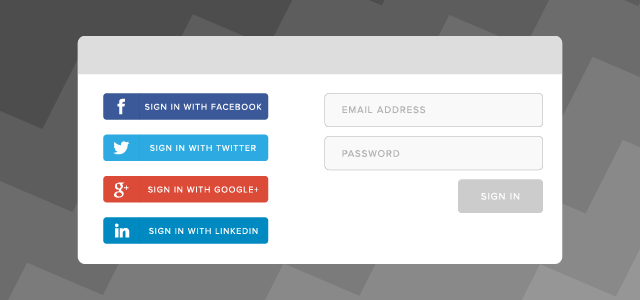 Why You Should Make Social Logins Part of Your Support Strategy