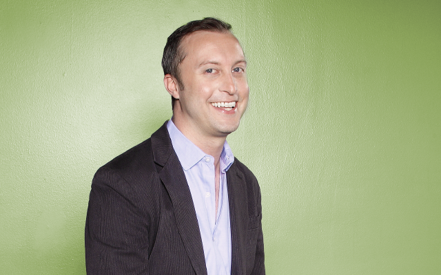 Sprout Social's VP of Marketing Andrew Caravella