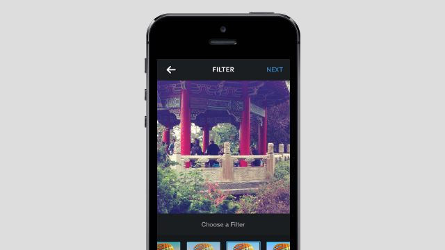 upload videos to instagram step 5