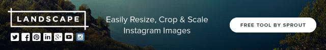 instagram landscape banner