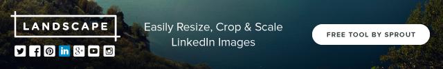 linkedin landscape banner