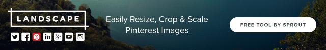 pinterest landscape banner