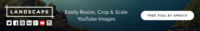 youtube landscape banner