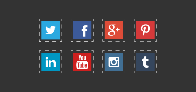 Social Media Image Sizes Guide Header