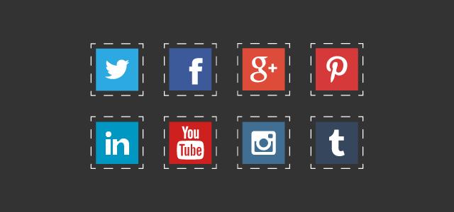 Social Media Image Sizes Header