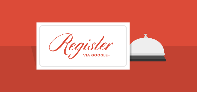 Increase Registrations and Engagement With Google+ Sign-In