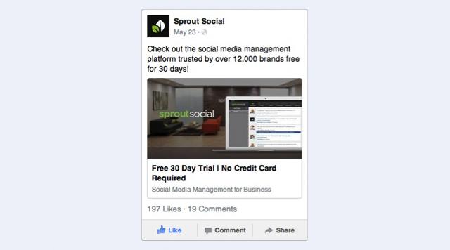 facebook ad screenshot 2