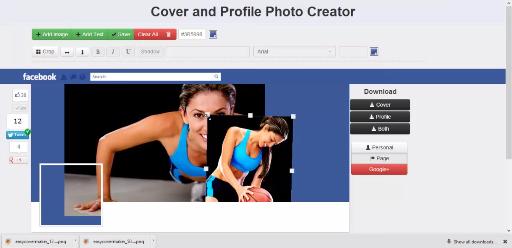 easy cover maker screenshot