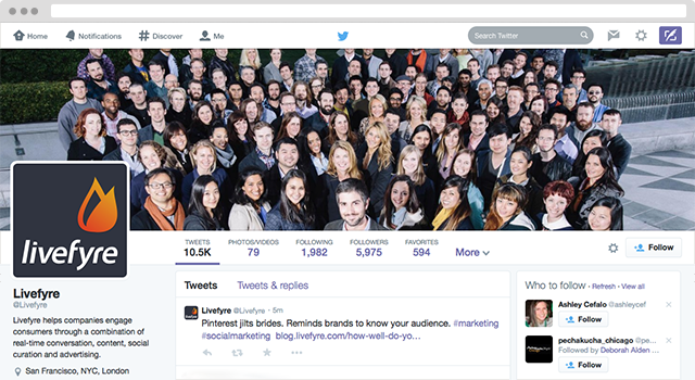 Here's How Twitter Profiles Can Support Your Marketing Initiative