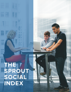 The Sprout Social Index: September 2014
