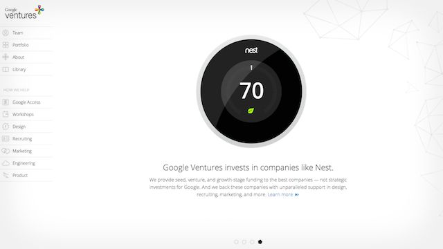 Google Ventures WordPress