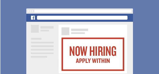 3 Steps for Recruiting with Facebook Ads