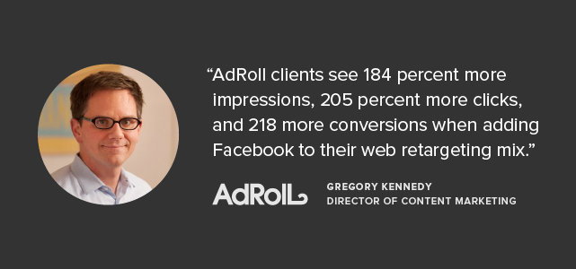 Social Retargeting: A Q&A with AdRoll