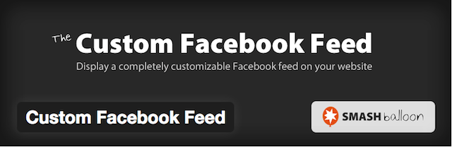 Custom Facebook Feed plugin