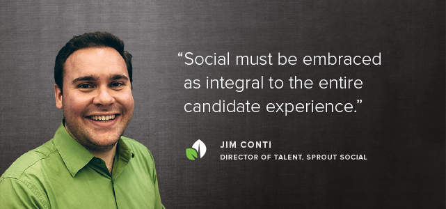 social media recruiting tips