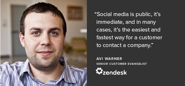 Achieving Customer Service Success through Social Media: A Q&A with Zendesk
