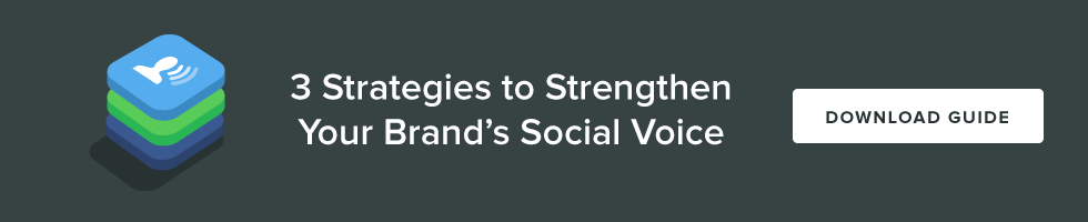 3 Strategies to Strengthen Your Brand's Social Voice