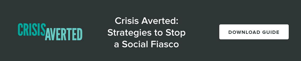 Crisis Averted: Strategies to Stop a Social Fiasco