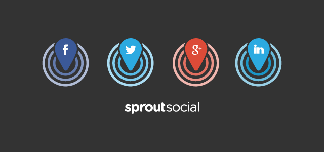 social media targeting with sprout social