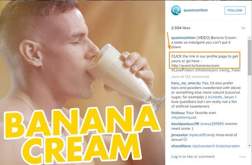 Quest Instagram Video Marketing