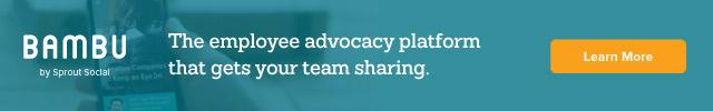 bambu employee advocacy cta