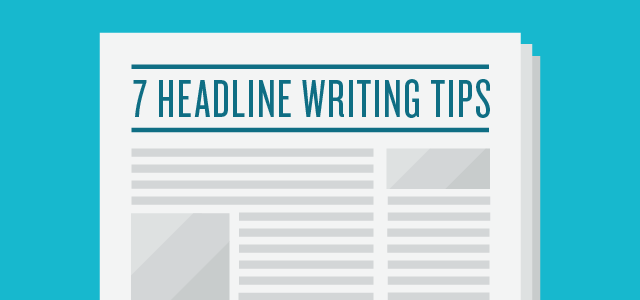 headline writing tips