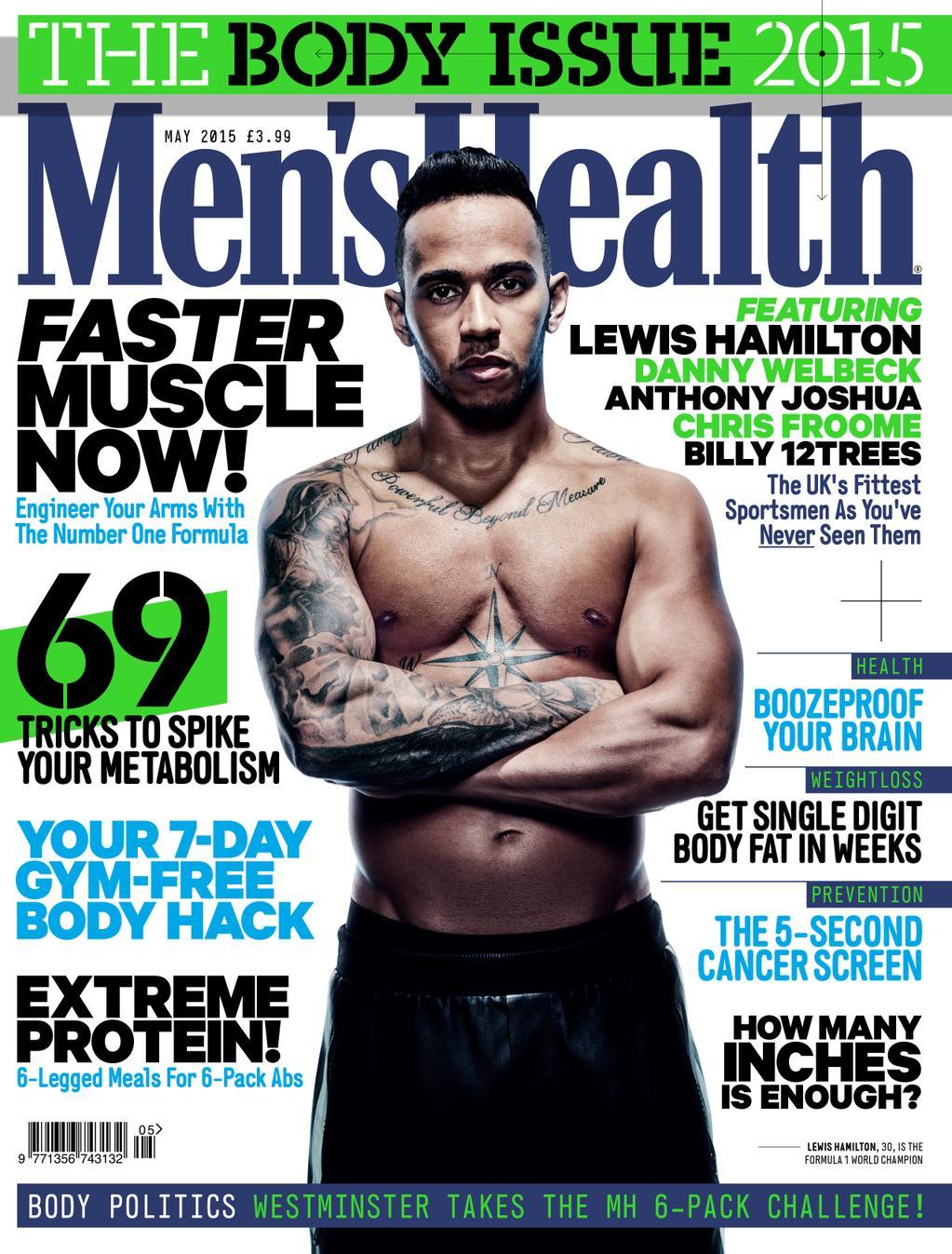 Mens Health Magazine President Barack Obama Instant Energy: 7 Headline Writing Tips That Get Clicks