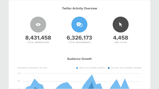 Twitter Activity Overview
