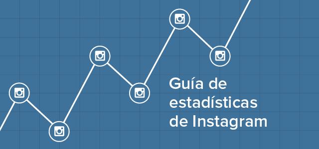 Guia de estadísticas de Instagram