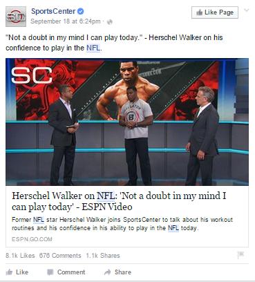 SC NFL Facebook Tag
