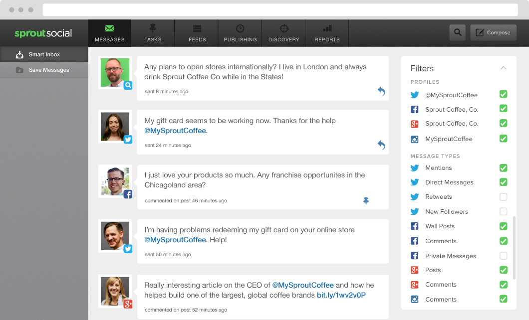 social media engagement tool