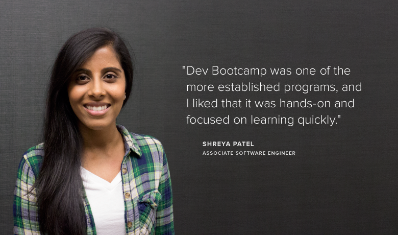Meet Team Sprout: Shreya, Associate Software Engineer