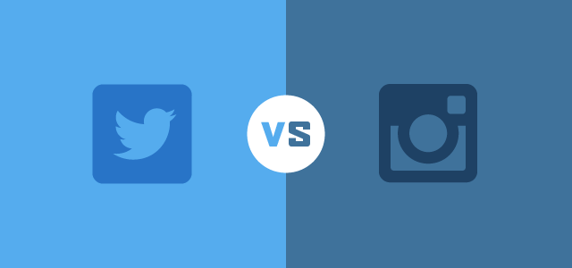 Twitter vs Instagram-01