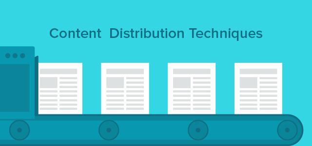 Content Distribution Techniques