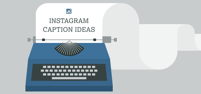 instagram caption ideas for creative marketers