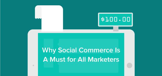 social commerce header image