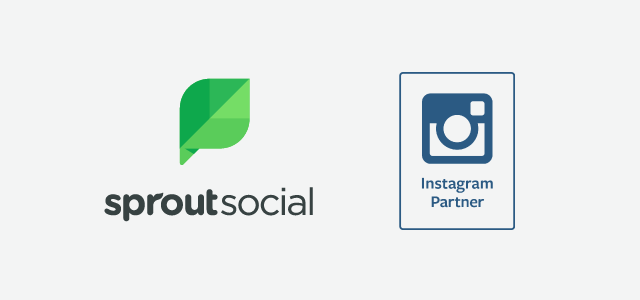 Sprout Social Selected to New Instagram Partner Program