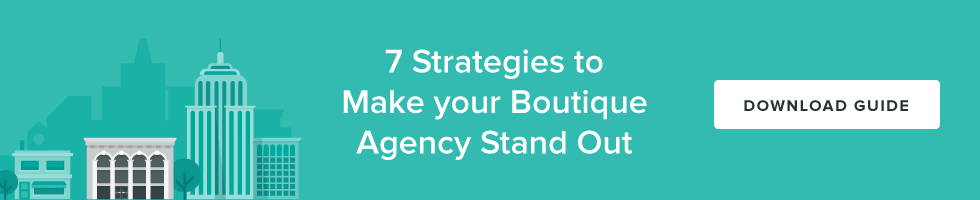 7 Strategies to Make your Boutique Agency Stand Out