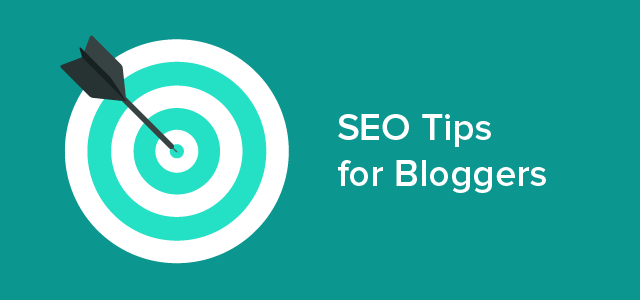 seo tips for bloggers cover art