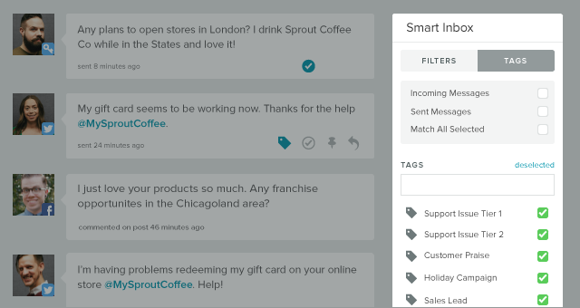 Tagged Messages: Introducing Message Tagging In Sprout Social