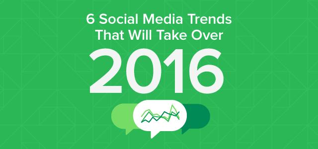 social media trends 2016 header image