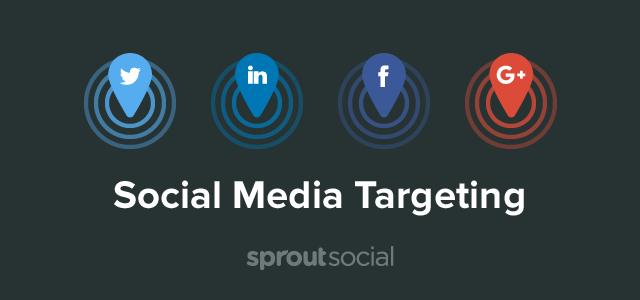 Social Media Targeting in Sprout Social