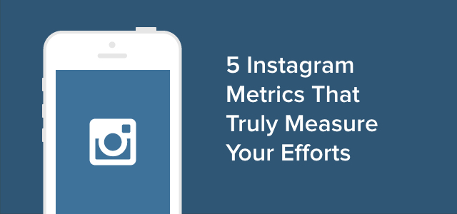 instagram metrics cover art
